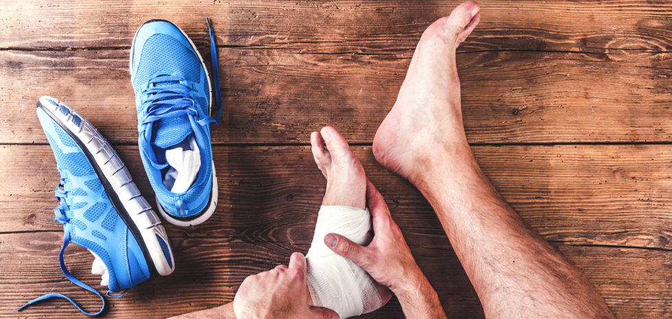 ankle injury clinic